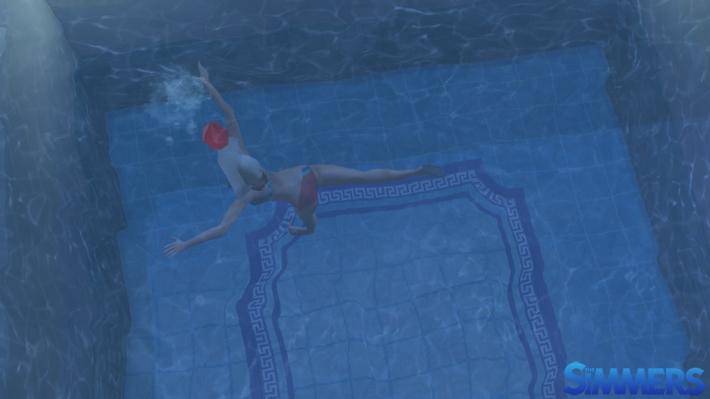 sim afogando