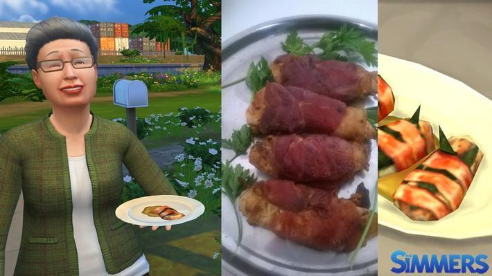 #Culinária - Saltimbocca de Frango