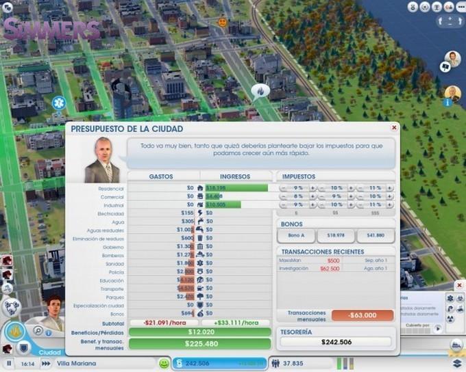 #SimCity - 10 Dicas para construir sua cidade 8