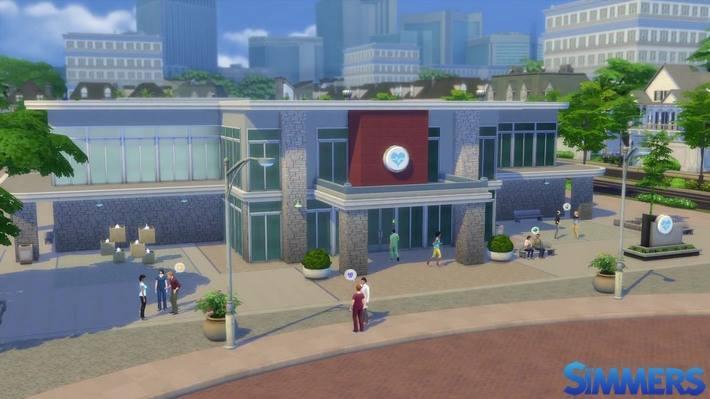 Perguntas e Respostas sobre The Sims 4 Ao Trabalho