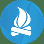 icone the sims 4 retiro ao ar livre