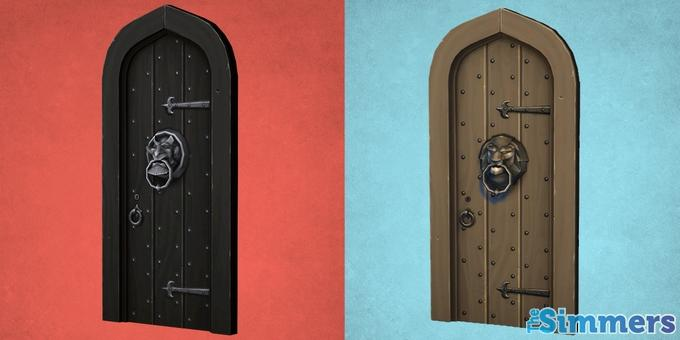 DoorsBoth