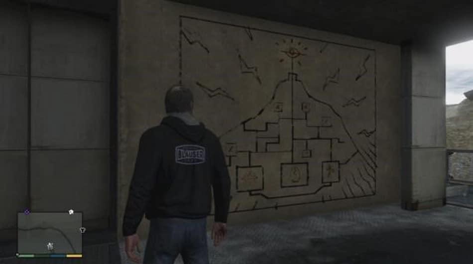As mais bizarras imagens escondidas do GTA V