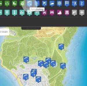 mapa interativo gta 5