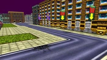 História de Grand Theft Auto Cenário