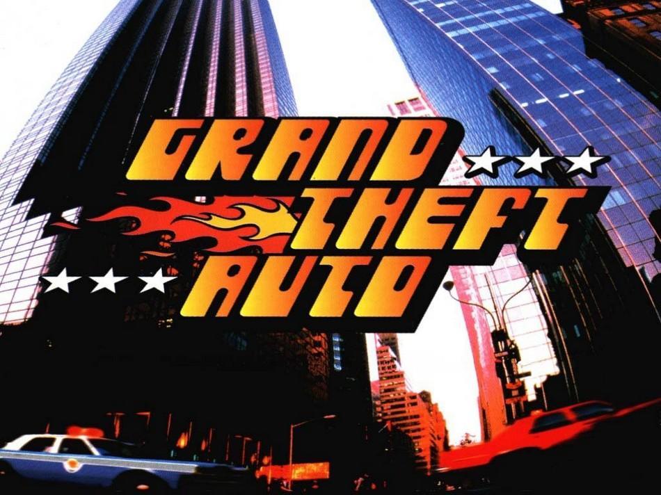 História de Grand Theft Auto