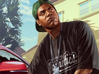 Lamar Davis - GTA 5