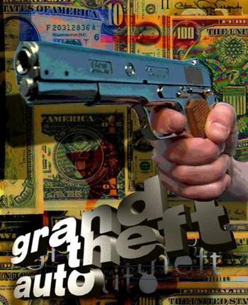 História de Grand Theft Auto: Divulgação e controvérsias