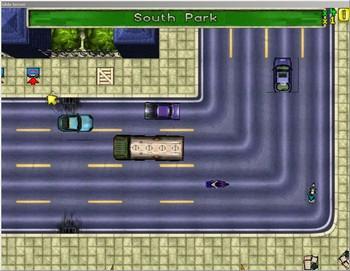 História de Grand Theft Auto: Jogabilidade