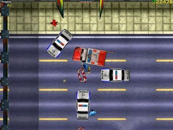 História de Grand Theft Auto: Desenvolvimento