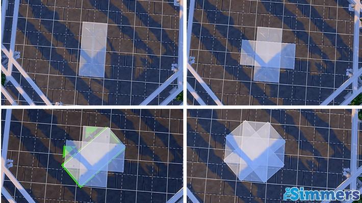 Como criar um terraço incrível no The Sims 4 (3)