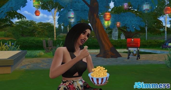 Primeiro teaser oficial para o próximo pacote de The Sims 4