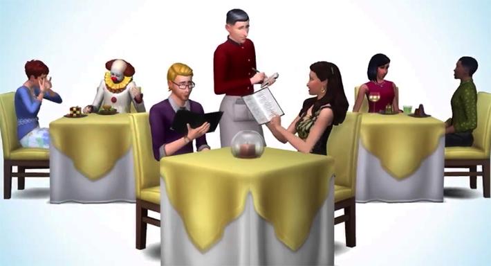 #Notícia – Novo teaser traz Restaurantes e objetos para Crianças