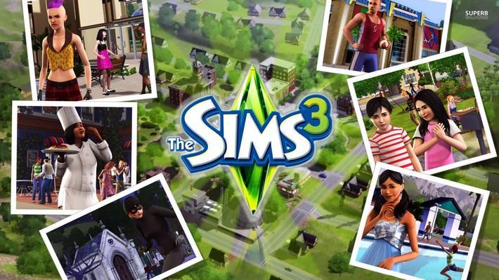 The Sims 3 – Expansões e Coleções de Objetos