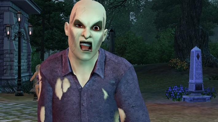 sims of the dead
