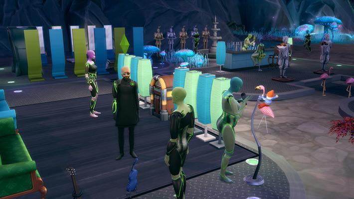 #Review – The Sims 4 Ao Trabalho