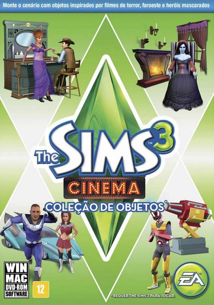 the sims 3 cinema