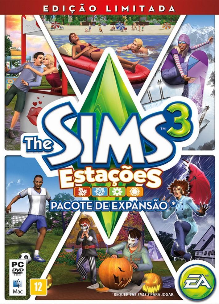 the sims 3 estações