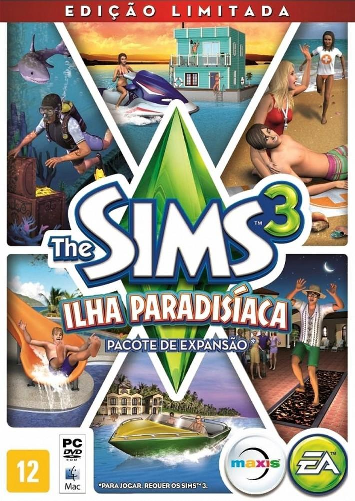 the sims 3 ilha paradisiaca