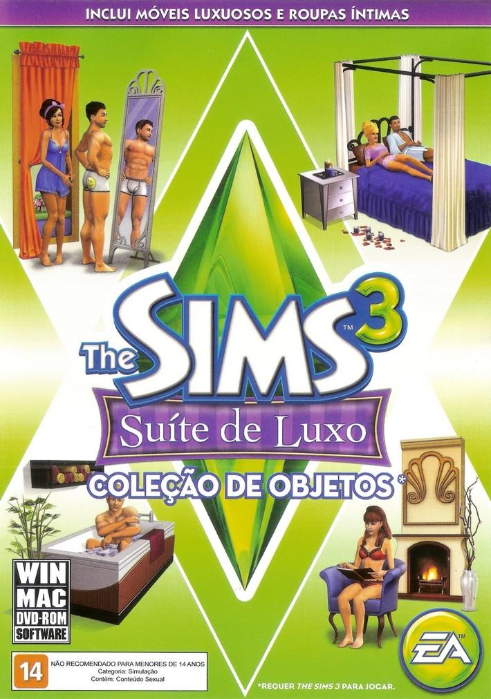 the sims 3 suite de luxo