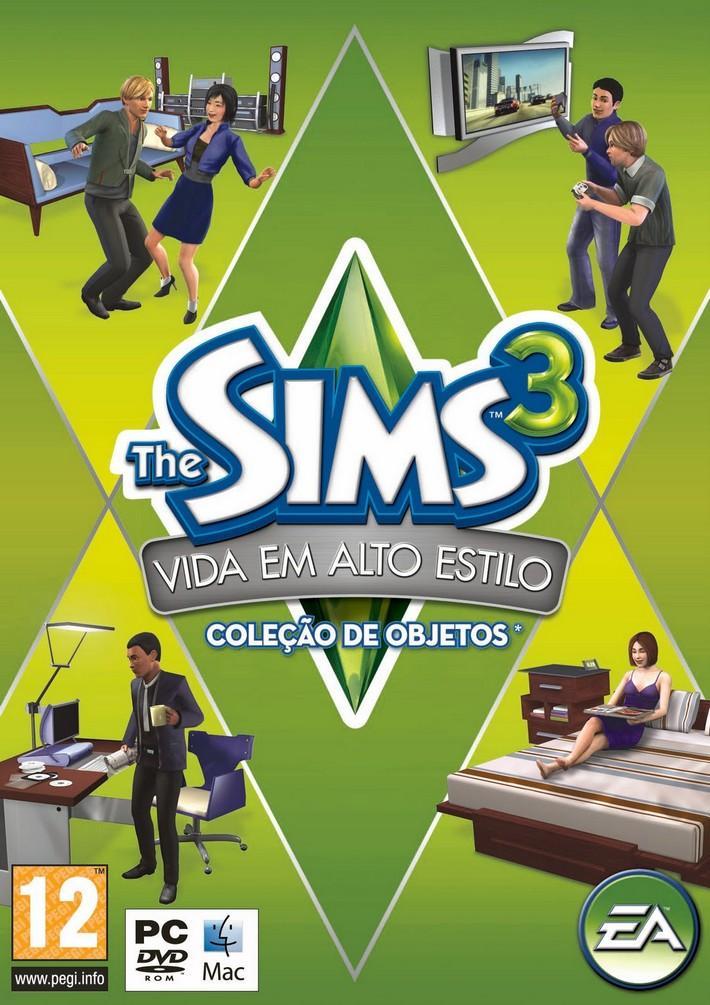 the sims 3 vida em alto estilo