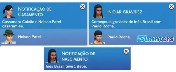 MOD: MC Command Center - Controle Total do The Sims 4