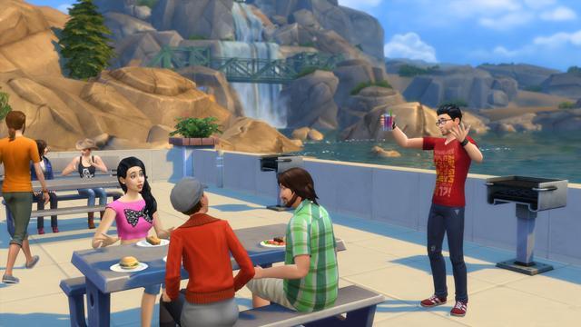 Conheça os primeiros mundos de The Sims 4