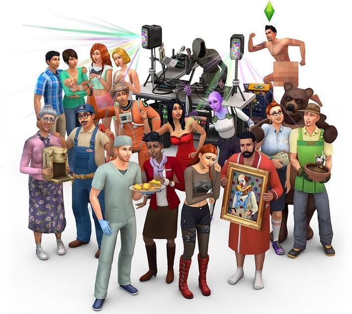 #Notícia - Conteúdo gratuito de aniversário para The Sims 4 (1)