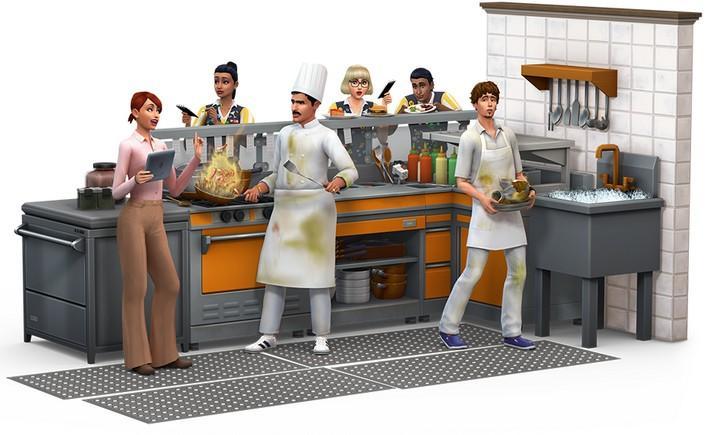 #Notícia - Novidades sobre The Sims 4 Escapada Gourmet