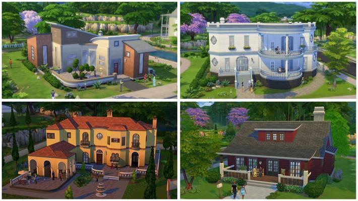 Novo modo de construção em The Sims 4 3