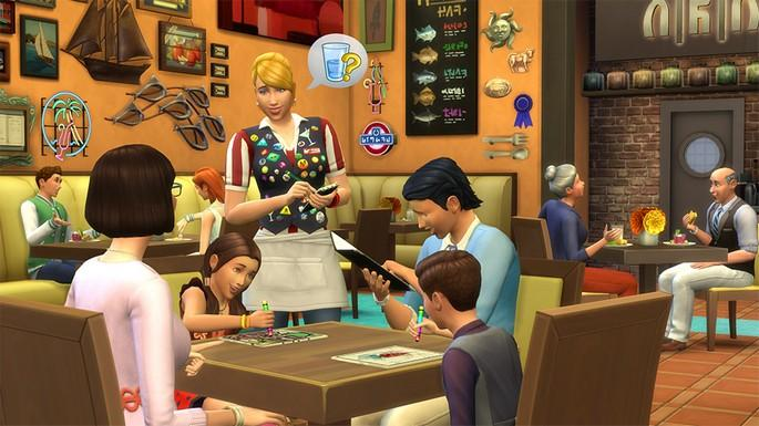 Trailer Oficial de The Sims 4 Escapada Gourmet