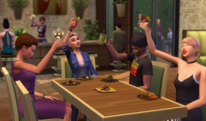 Trailer Oficial de The Sims Escapada Gourmet