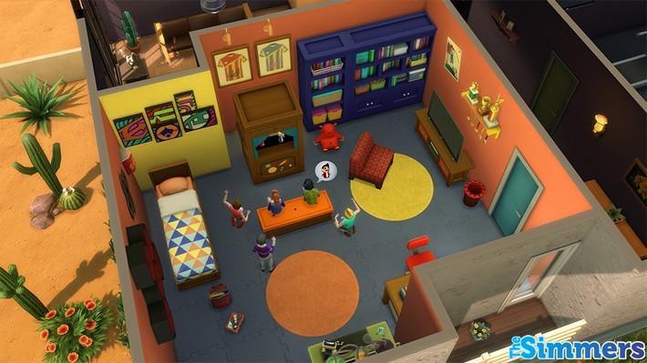 5 dicas para criar cômodos incríveis no The Sims 4 Quarto das Crianças