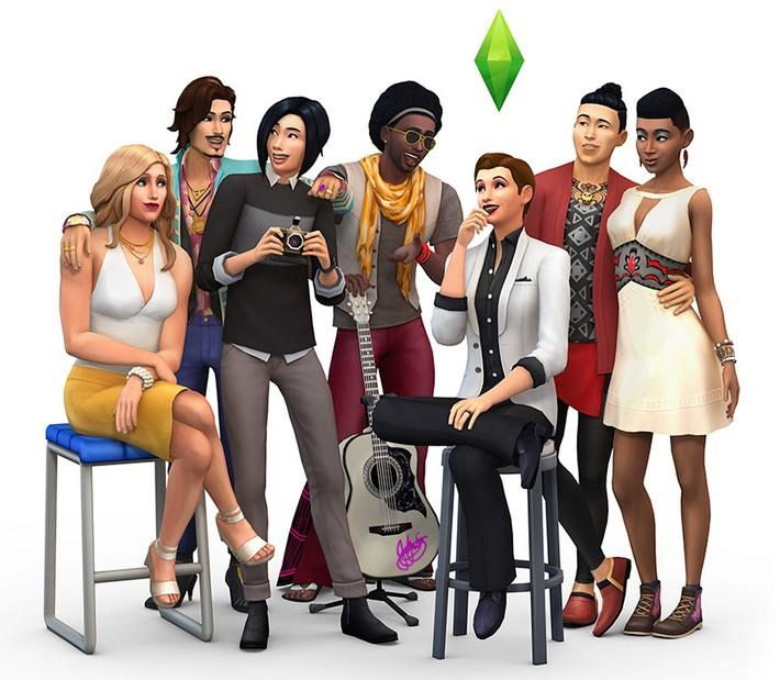 #Notícia - The Sims 4 remove a barreira de gênero sexual