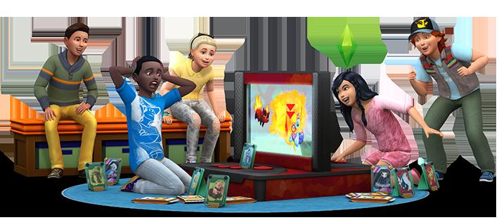 Tem um monstro debaixo da sua cama no The Sims 4! É verdade!