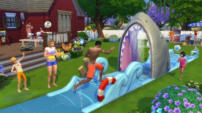 #Notícia - Divirta-se ao sol com o The Sims 4 Diversão no Quintal Coleção de Objetos 2