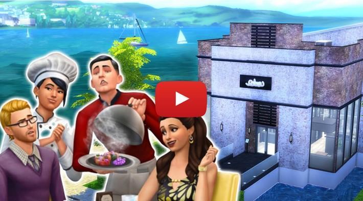 5 Construções rápidas do The Sims Escapada Gourmet que os seus Sims precisam conhecer