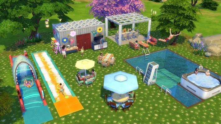 5 lotes do The Sims 4 Diversão no Quintal que nós adoramos! (5)