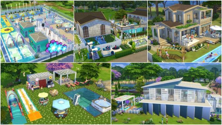 5 lotes do The Sims 4 Diversão no Quintal que nós adoramos!