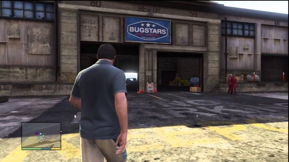 Bugstars Equipamentos (Bugstars Equipment)