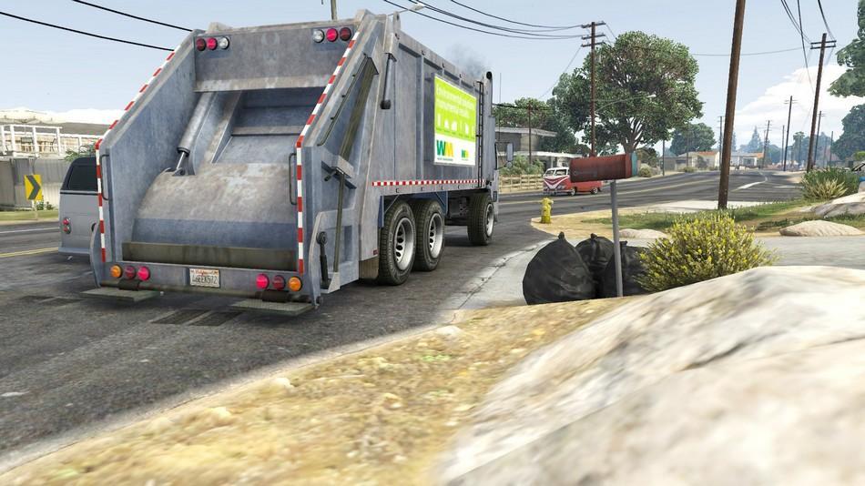 Caminhão de Lixo (Trash Truck)