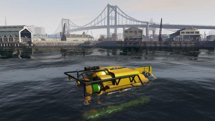 Minissubmarino (Submarine)