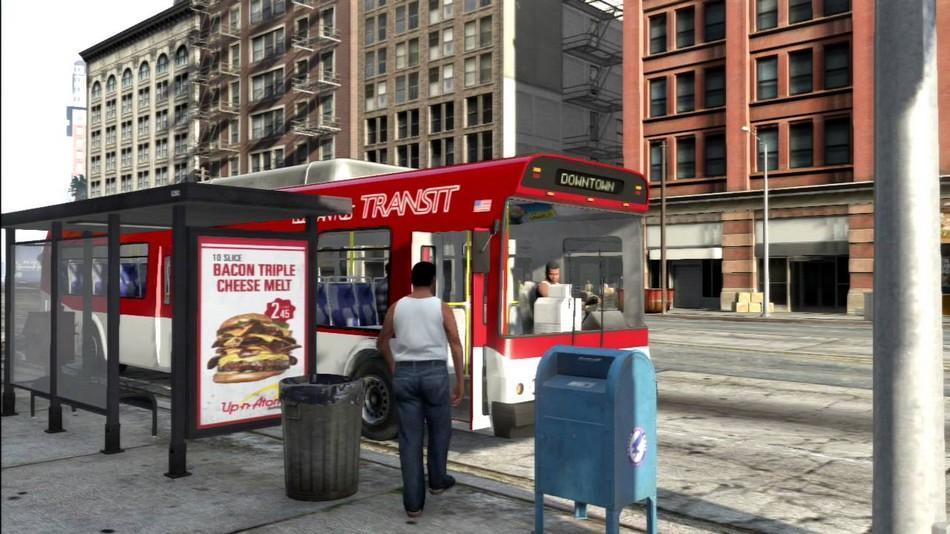 O assassinato no onibus (the bus assassination)