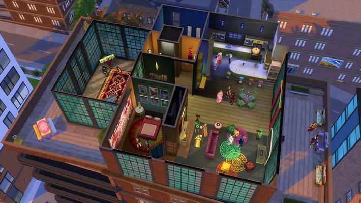 8 coisas que estão nos deixando superempolgados com The Sims 4 Vida na Cidade