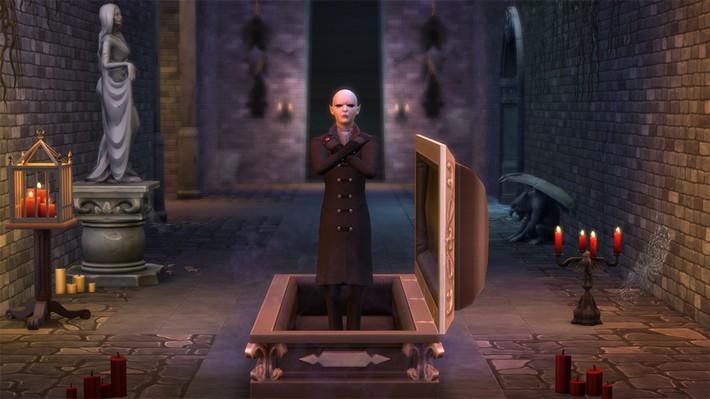 Conheça Vladislaus Straud: O primeiro vampiro de Forgotten Hollow 4