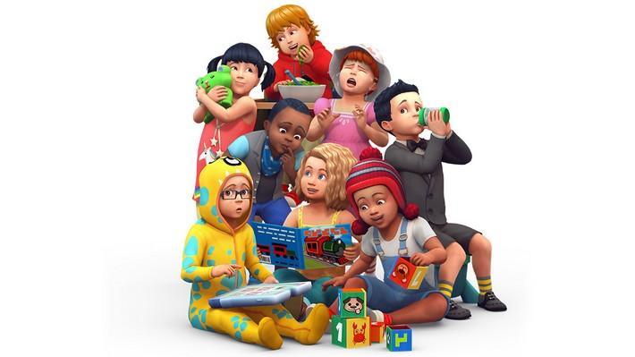 Uma pequena grande atualização: Os Bebês chegaram ao The Sims 4!