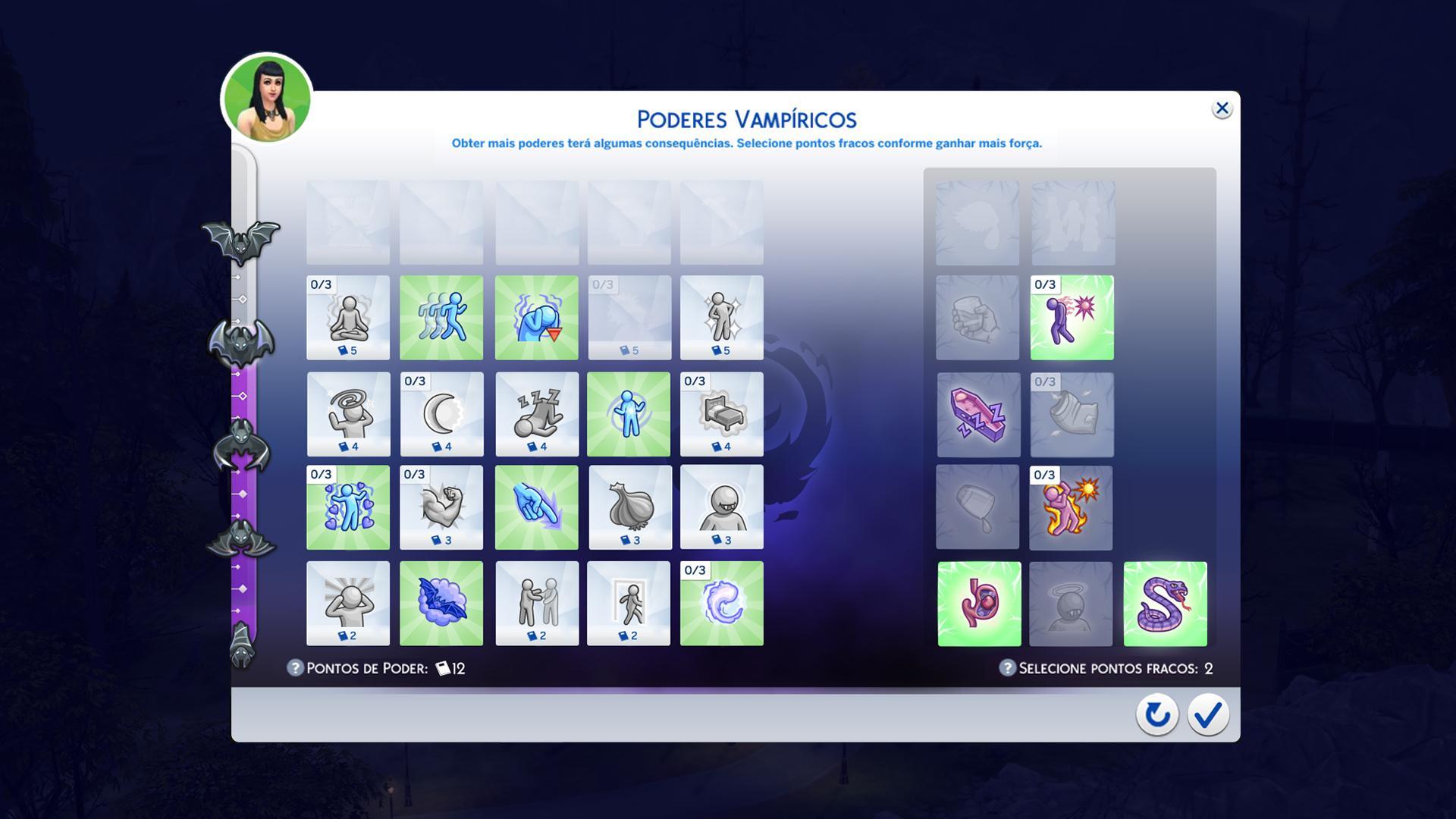 Ganhe poderes ancestrais com o The Sims 4 Pacote de Jogo Vampiros 2