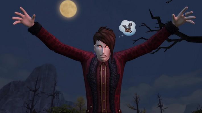 6 coisas para se empolgar com o The Sims 4 Pacote de Jogo Vampiros 8