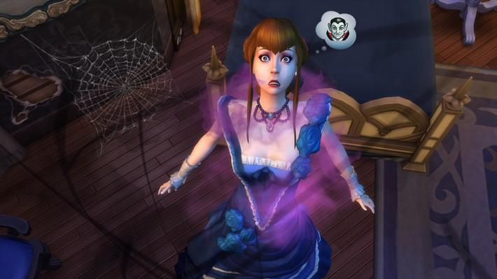6 coisas para se empolgar com o The Sims 4 Pacote de Jogo Vampiros 10