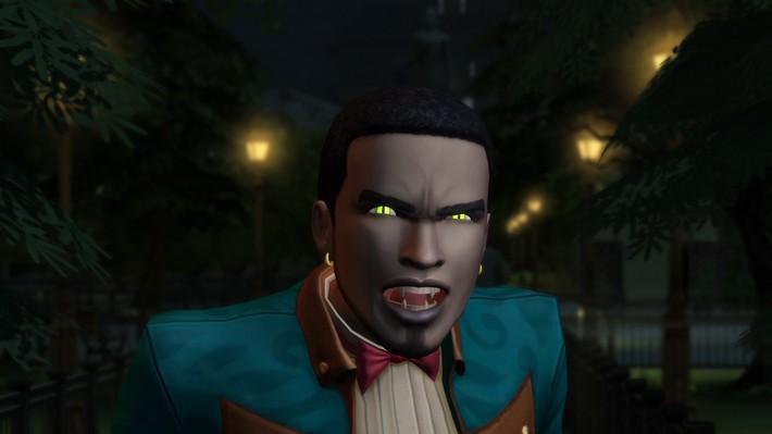 6 coisas para se empolgar com o The Sims 4 Pacote de Jogo Vampiros 12